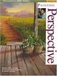 Painting Perspective Jerry Yarnell Volume Seven - Front Cover